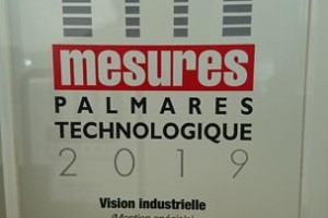ISS has been named by the journal Mesures as one the vision and automation industry's best innovations